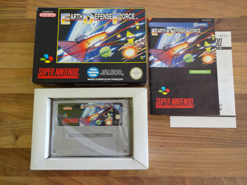 Prupru's Collection ! 100% Super Nintendo et 200% Super Comboy !! - Page 16 819015EarthDefenseForceFAH