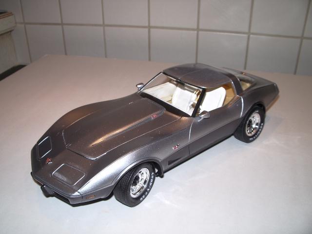 chevrolet corvette 25 th anniversary de 1978 au 1/16 - Page 2 819185IMGP8929