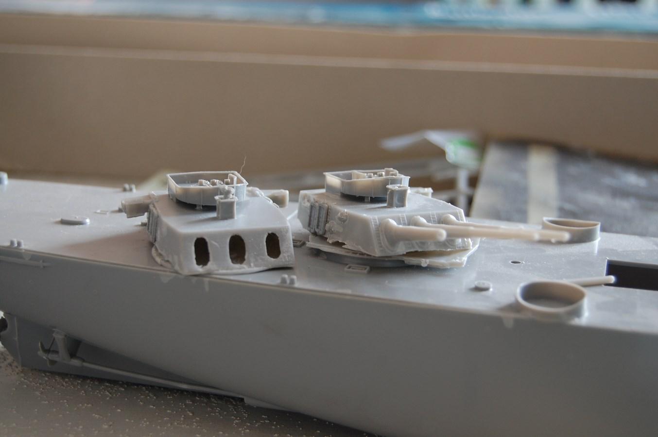 Revell USS Missouri BB-63 par EricAlain 819636Missouri9Copier