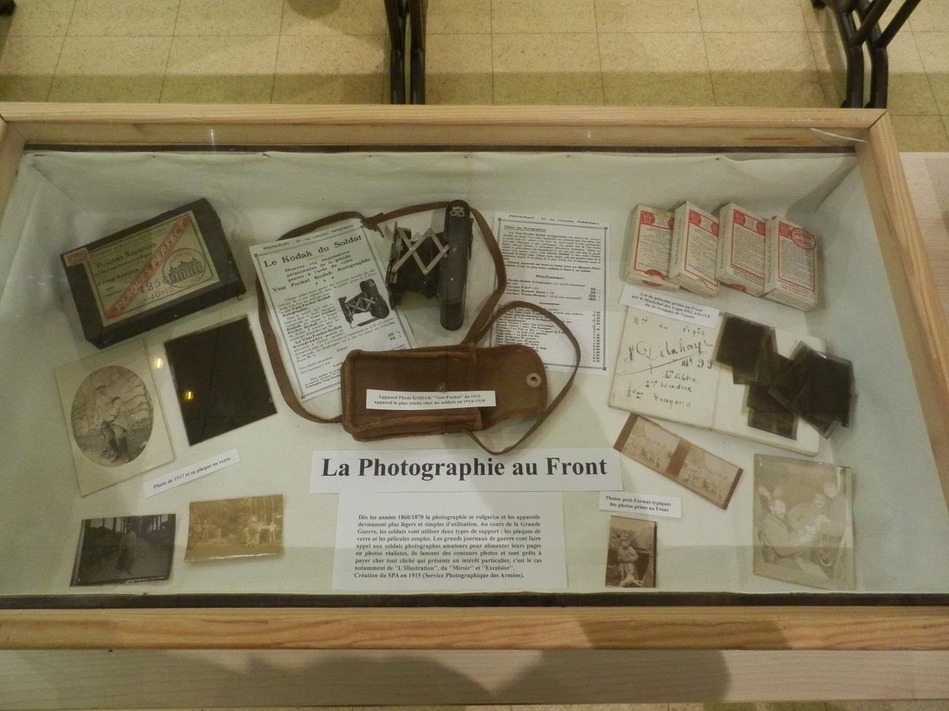 Exposition Château-Thébaud dans la Grande-Guerre 819696PB101901