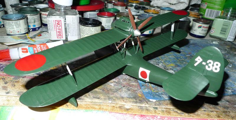 [Hydro 2013] Fujimi - Aichi E11A1 Type 98. 819730AichiE11A134