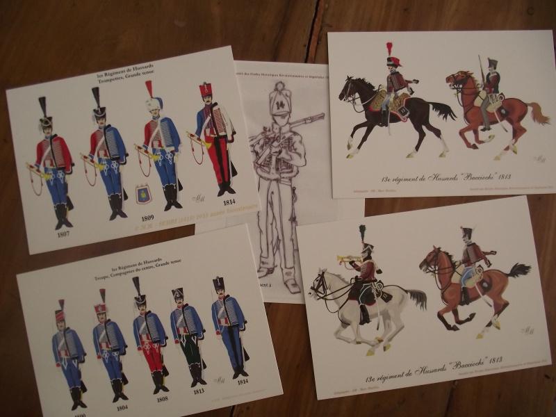 les séries de cartes postales uniformologiques de la SEHRI 820584DSCF2042