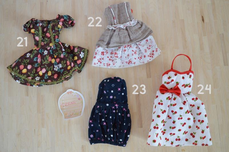 [VENTE] Vêtements et chaussures taille MiniFées  821571robes