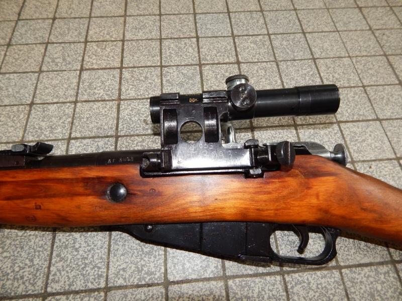 Mosin Nagant Sniper 822464DSCN0477