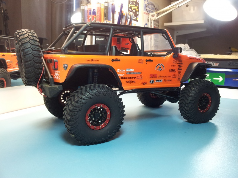 Jeep Wrangler Unlimited Rubicon kit de Marcogti - Page 3 82264520150630160103