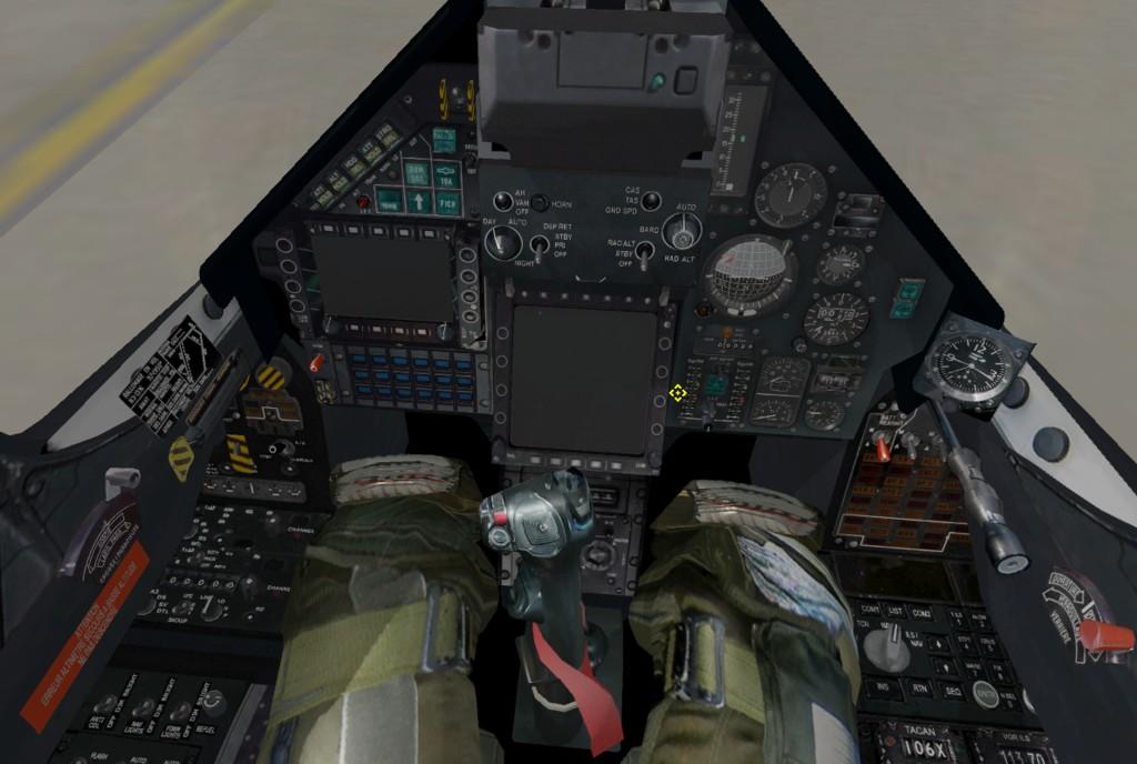 Mirage 2000D - Falcon BMS 4.32 8233082000db