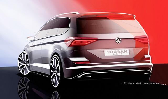 Le nouveau Touran obtient la note maximale de 5 étoiles Euro NCAP 823534thddb2015al03527large
