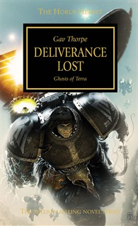 Programme des publications The Black Library 2011 / 2012 / 2013 - UK 823801deliverancelost
