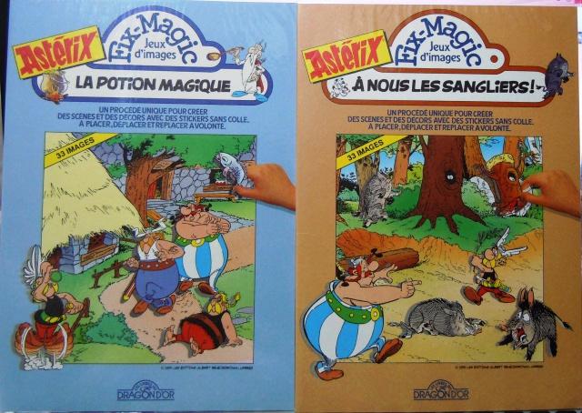 Fix Magic Astérix (1991) 82452974a