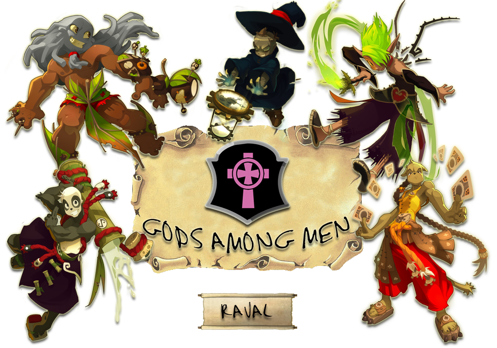Gods Among Men