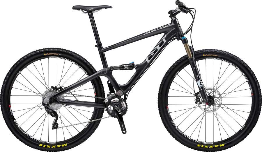 GT cycles 8250052012GTZaskar1009RCarbonPro