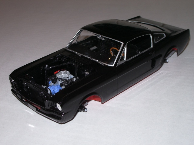 ford mustang GT 350 H au 1/24 825059photosmaquette118