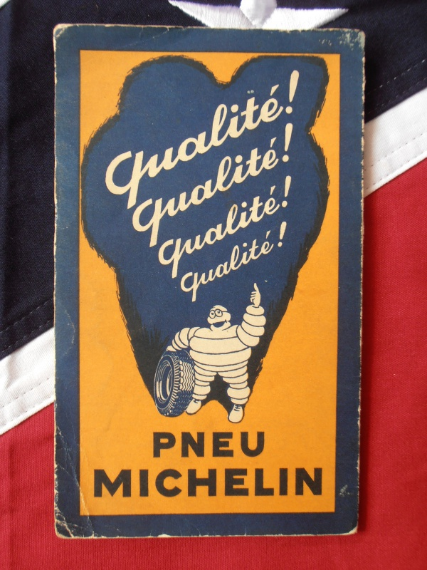 Carte Pneu Michelin Bataille de Normandie  825064P9060011