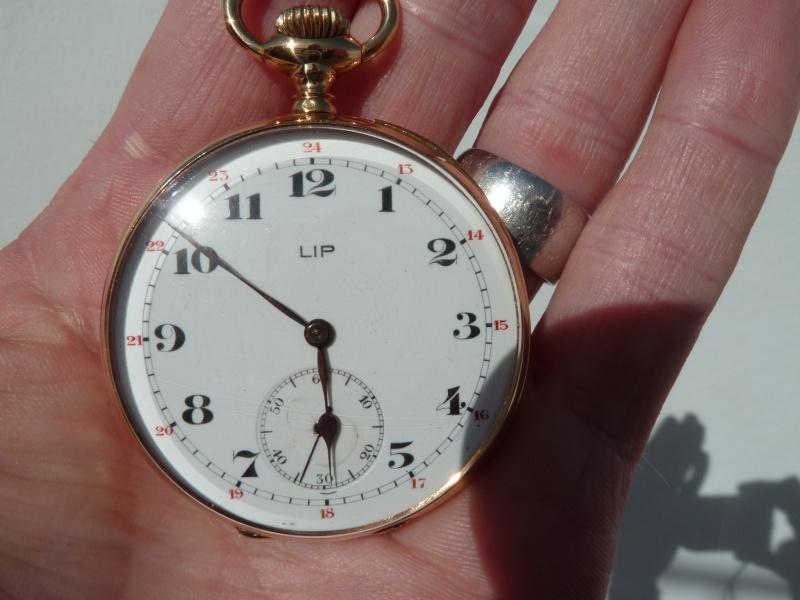 Les plus belles montres de gousset des membres du forum - Page 6 825109LIPGoussetOr2