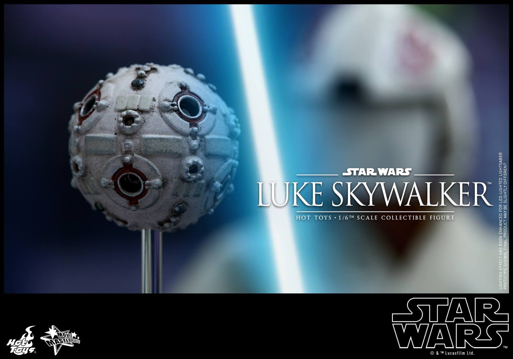 HOT TOYS - Star Wars: Episode IV A New Hope - Luke Skywalker 825122114