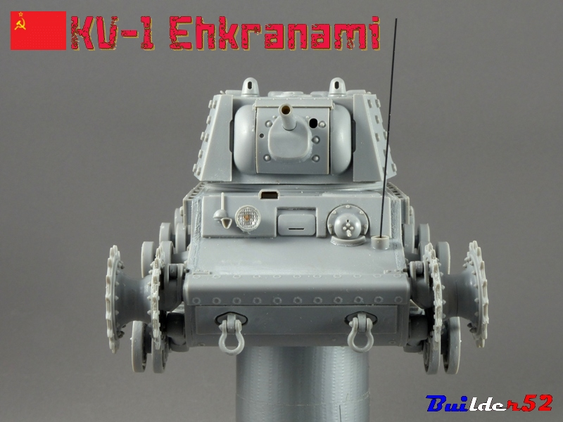 KV-1 Ehkranami  -  TRUMPETER 1/35 825412P1030097