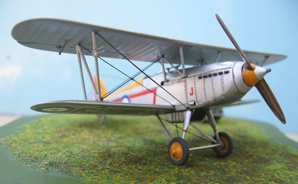 [Revell] Hawker Fury MKI 826178Fury25