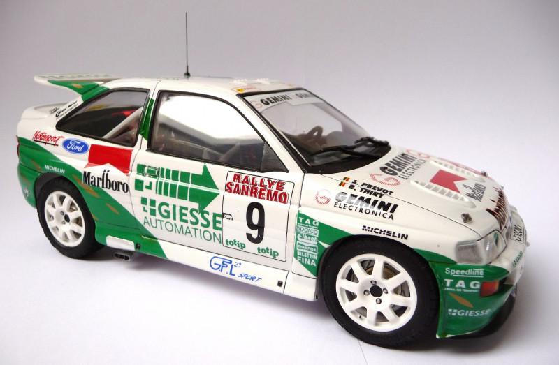 Escort Cosworth WRC Belges 826302P1030410
