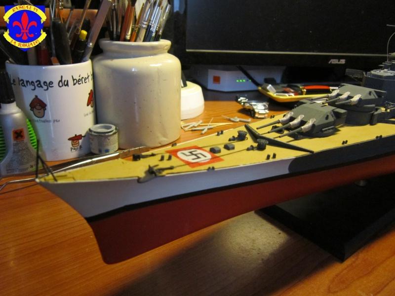 Croiseur de bataille Scharnhorst  au 1/350 de dragon - Page 9 826613IMG30931