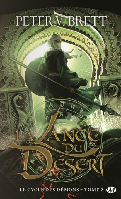 Le Cycle des Démons, tome 2 : La Lance du Désert 827589lancedesertim