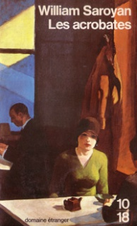 Couvertures d'Edward Hopper ! 82775613LesacrobatesWilliamSaroyan