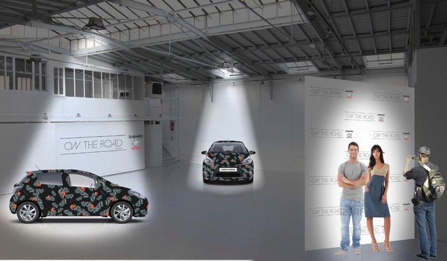 """On the Road"", quand Toyota soutient la mode... 828365capsule4"
