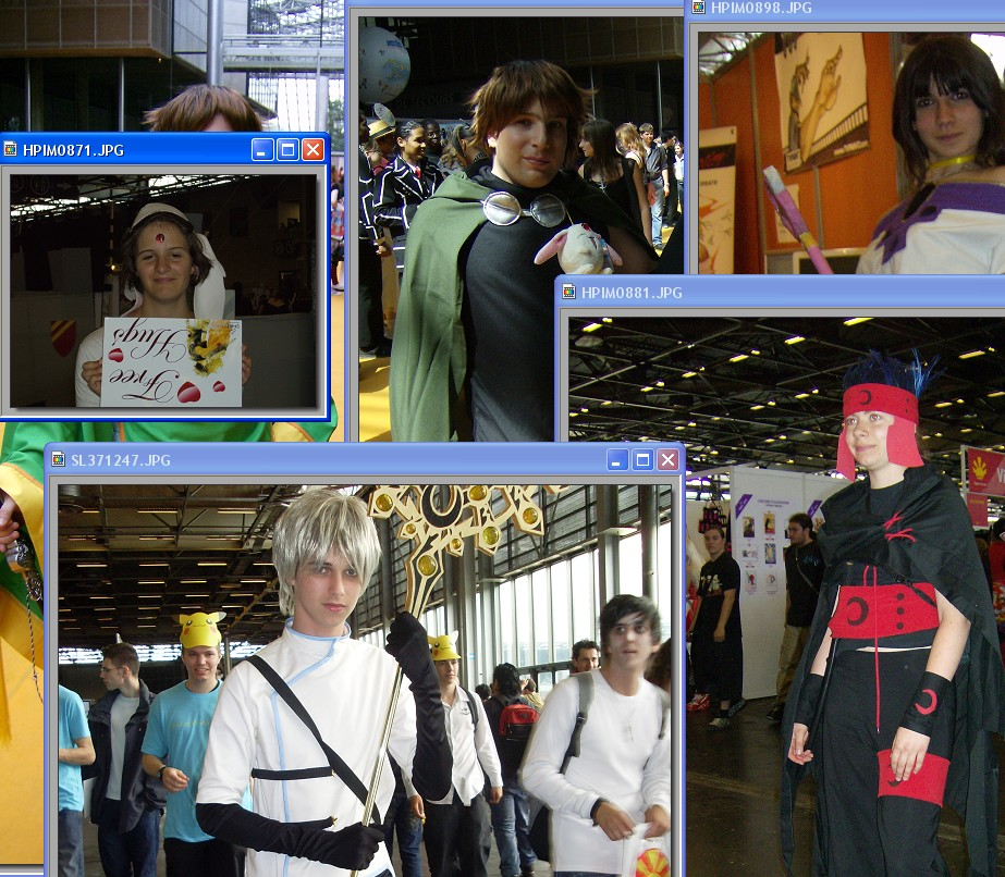 Cosplays Tsubasa Reservoir Chronicle - Page 3 828435CosplayTRCjapanexpo