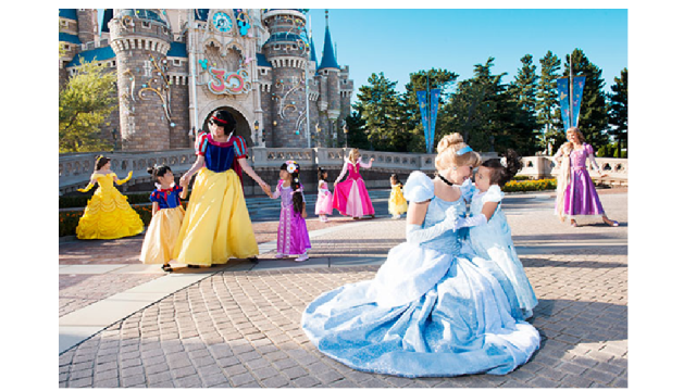 (Tokyo Disney Resort) Disney Princess : Welcome, Little Princess (du 14 janvier au 20 mars 2014) 828842DisneyPrincess