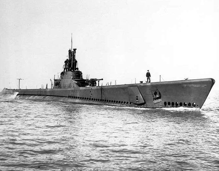 USS FLASHER, Classe Gato, 1/72° 829033Gato20class