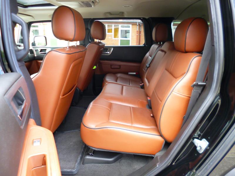 HUMMER H2 V8 6,2L Luxury 2008  (RUN) 829611P1040071