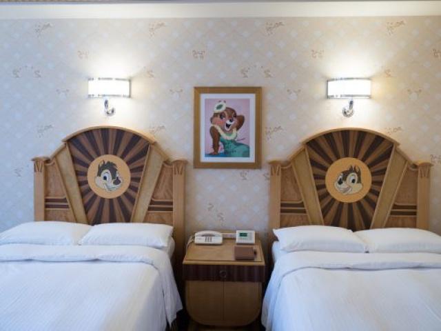 [Tokyo Disney Resort] Guide des Hôtels - Page 5 829644w254