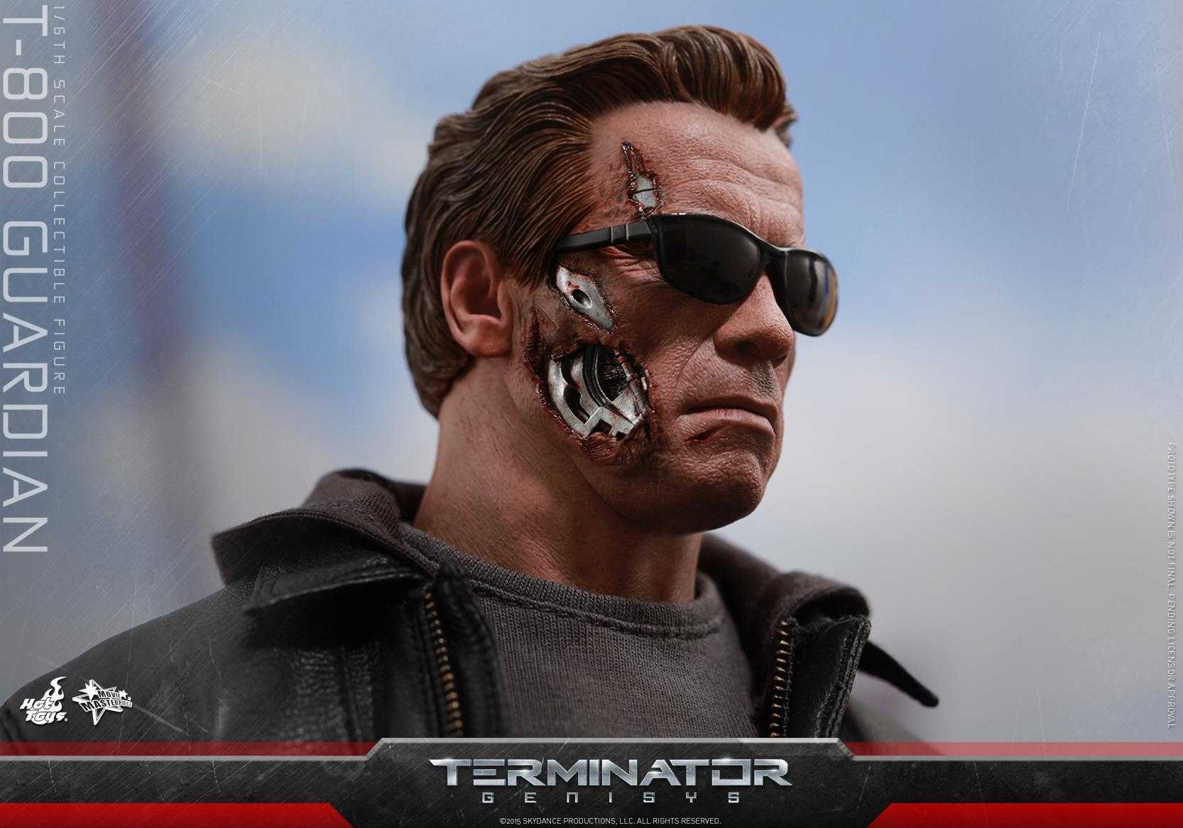 HOT TOYS - Terminator Genisys - T-800 Guardian 831983117