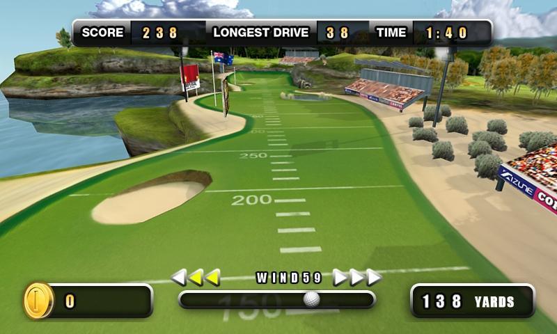 [JEU] GOLF BATTLE 3D: Jeu de golf très bien fait [Payant] 8329754