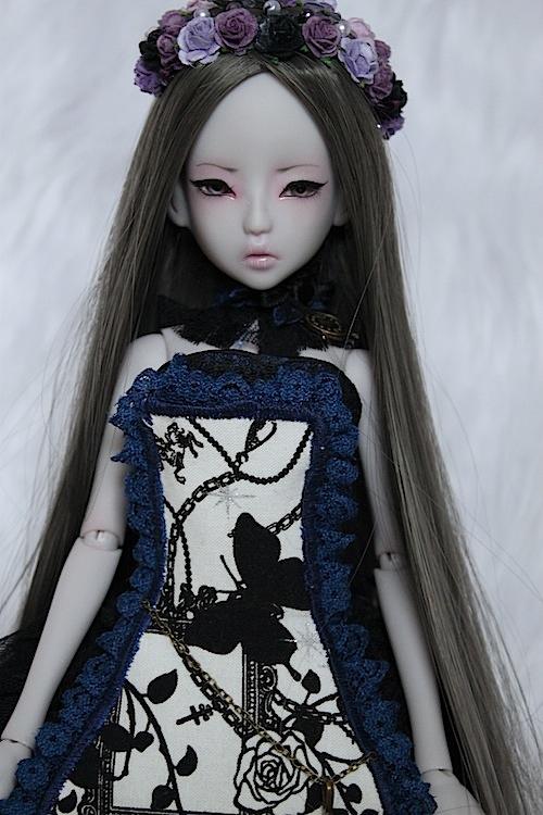 Nymeria (Sixtine Dark Tales Dolls) nouveau make-up p8 833112Alyssia12