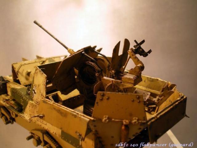 sd.kfz 140 flakpanzer (gépard) maquette Tristar 1/35 - Page 2 834122IMGP3208