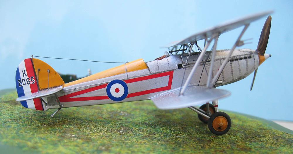 [Revell] Hawker Fury MKI 834327Fury24
