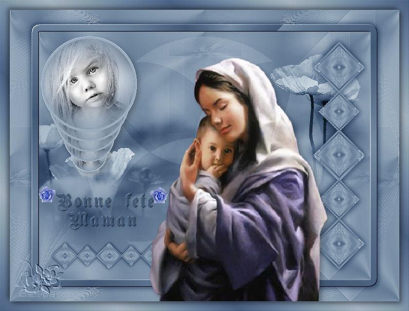 Tag Bonne fête maman de Cloclo 834688clocloperso