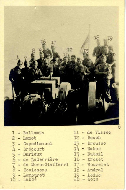 Le Bataillon de Choc 1943/1963. Photos. 834850elbe006