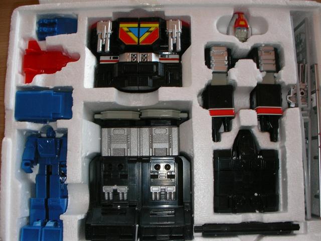 La gamme de jouets Fiveman - Bandai 835112SANY0012