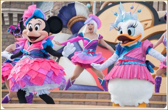 [Tokyo Disney Resort] Programme complet du divertissement à Tokyo Disneyland et Tokyo DisneySea du 15 avril 2018 au 25 mars 2019. 835401sf5