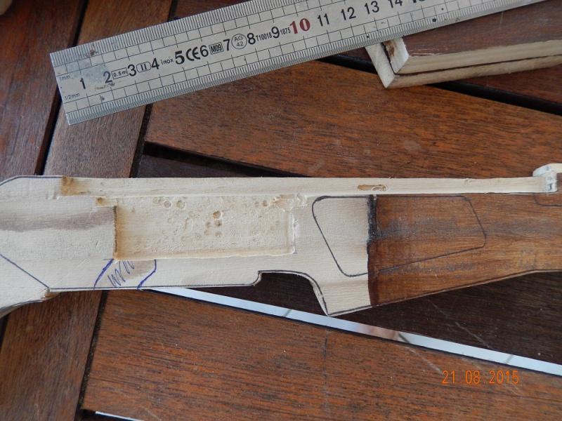 [custom] type 96 J.A.E crosse bois self made 835982DSCN4456