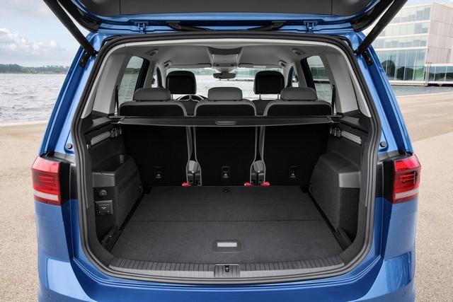 Le nouveau Touran obtient la note maximale de 5 étoiles Euro NCAP 836191thddb2015au01090large