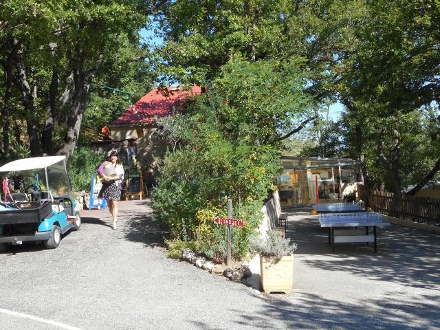 Camping le Vieux Chêne à Bauduen Lac St Croix 836568DSCN0136