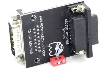Auto Fire pour pad et stick NeoGeo ^-^ 836685neogeoandsupergunautofireretroelectronik