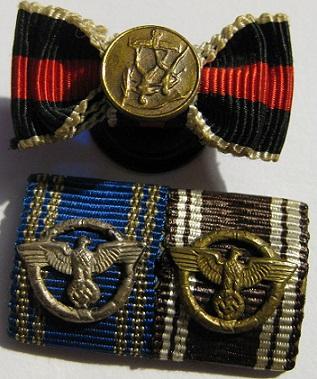 Vos barrettes & rappels de décorations - médailles 837589rappels