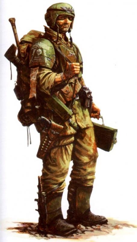 [W40K] Collection d'images : La Garde Impériale 837780CadianShockTrooper