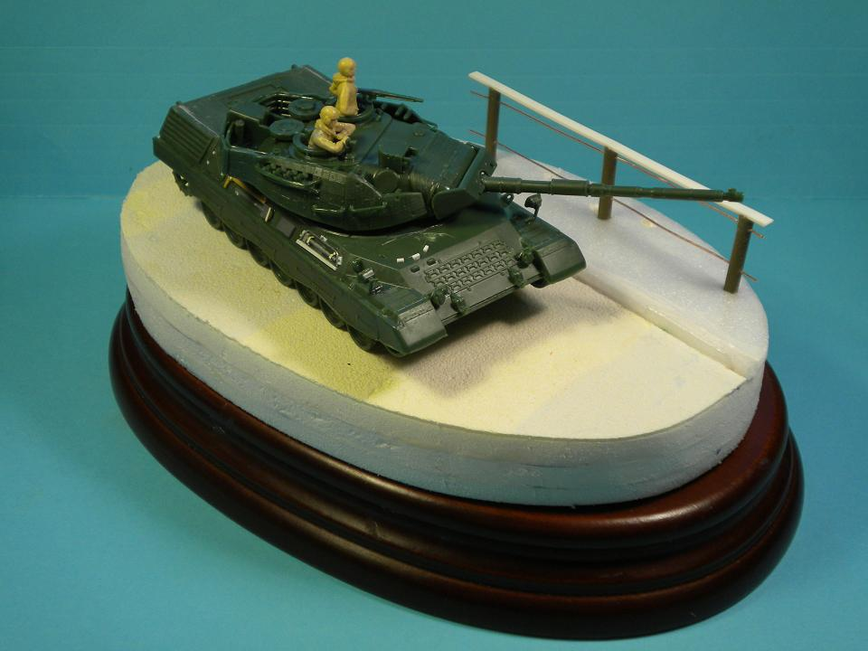 Leopard 1A5 (ITL) KFOR - 1/72° 8384424
