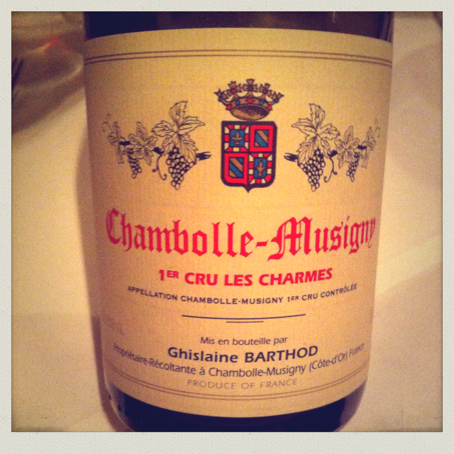 Le Pinot Noir débarque à la Girolle 839776Bourgogne4