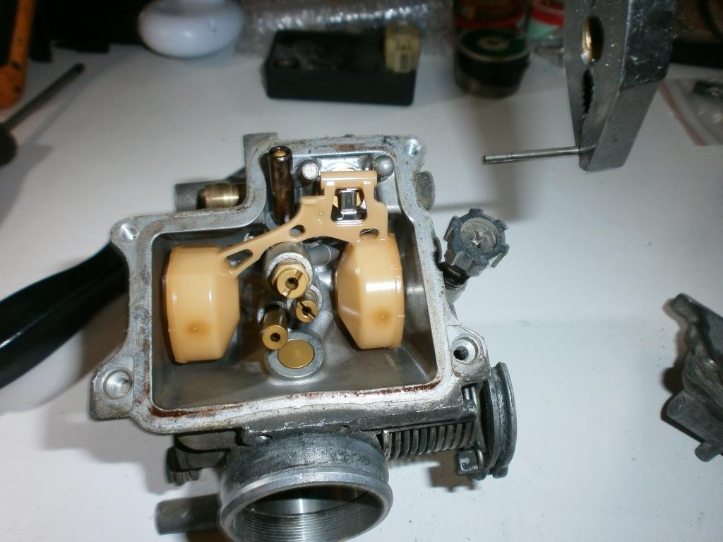 Nettoyage carburateurs de transalp 600 839859P1270025