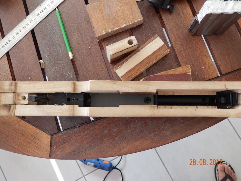 [custom] type 96 J.A.E crosse bois self made 840354DSCN4491